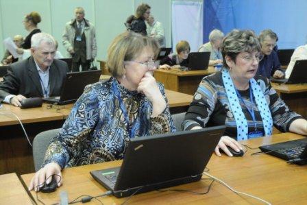 На ITFORUM 2020 прошел чемпионат по компьютерному многоборью среди пенсионеров