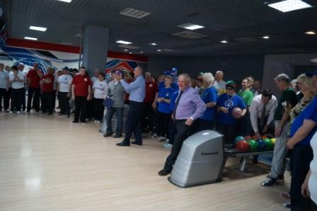 Состоялся 3-й Чемпионат по боулингу среди пенсионеров Нижегородской области