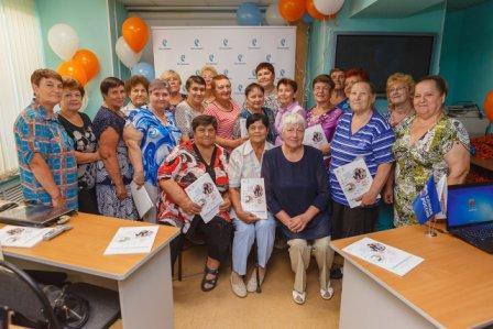 Мастер-класс для пенсионеров по работе с интернет-сервисами прошел в Нижнем Новгороде