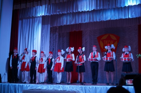 Первый зональный турнир КВПэН прошел в городе Бор