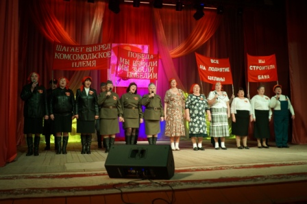 Третий зональный турнир КВПэН состоялся в Тонкино