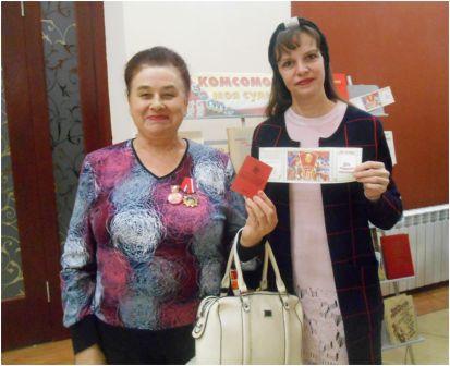 В Балахне прошли мероприятия, посвященные празднованию 100-летия ВЛКСМ