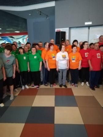 В Нижнем Новгороде завершился 4-й региональный  Чемпионат по боулингу среди пенсионеров