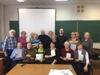 Первые группы пенсионеров успешно прошли обучение на курсах компьютерной грамотности