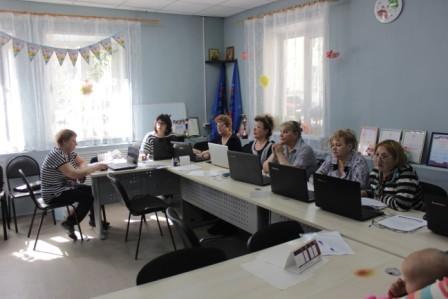 В Кстово прошел чемпионат по компьютерному многоборью среди пенсионеров