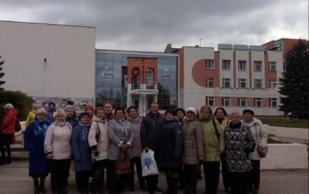 Пенсионеры из Кстово посетили Театр драмы им.М. Горького в Нижнем Новгороде