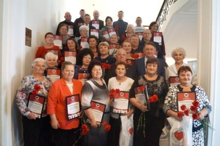 Более тысячи пенсинеров посетили Театр оперы и балета им. А.С. Пушкина