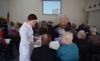 Почти 50 пенсионеров стали слушателями второй лекции Университета серебряного возраста