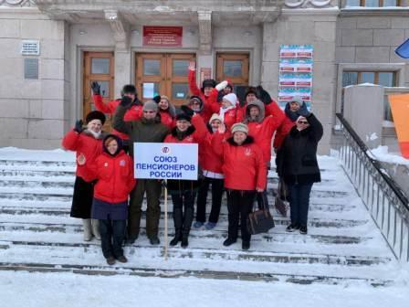 Ежегодные соревнования по зимней ловле рыбы состоялись в Чкаловском районе