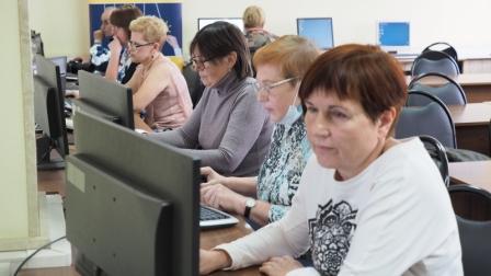 Региональный этап Всероссийского Чемпионата по компьютерному многоборью среди пенсионеров состоялся в Нижнем Новгороде